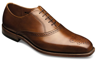 Allen Edmonds Augusta Dress Shoe Brown