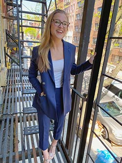 Women's Looks By Sales Professionals                                                                                                                                                                                                                      , Kaitlyn H.<br />New York City