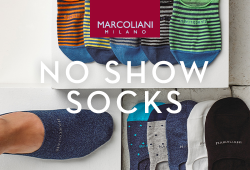 Marcoliani No Show Socks
