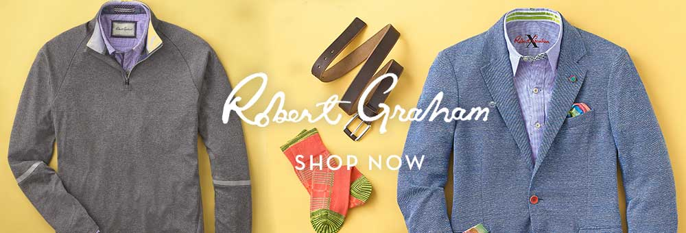 Robert Graham Sportswear and Casual