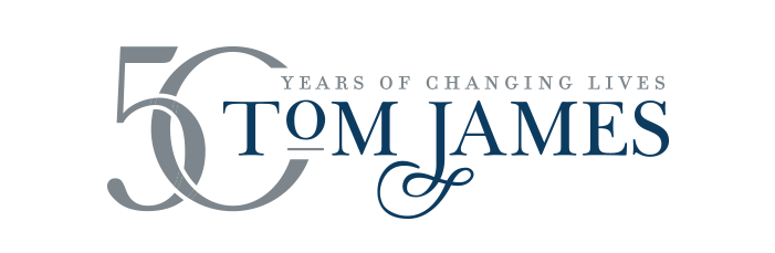 Tom James 50th Anniversary