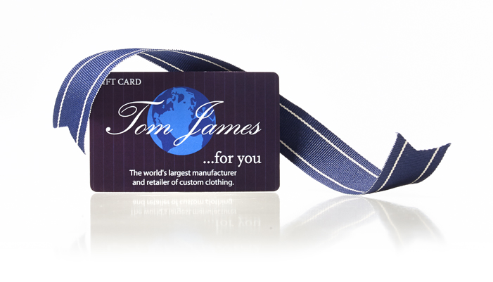 Tom James Gift Cards