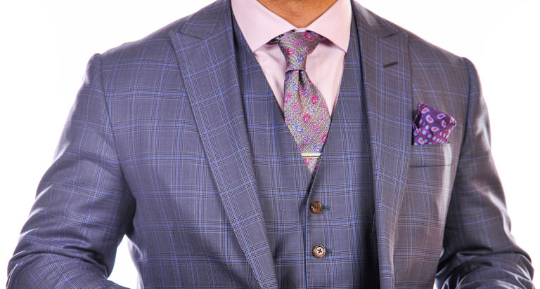 Tom James Suits Quality and Construction