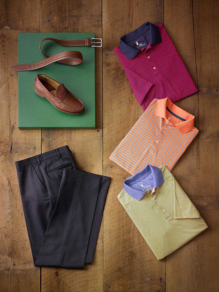 Performance Polos by Fairway & Greene