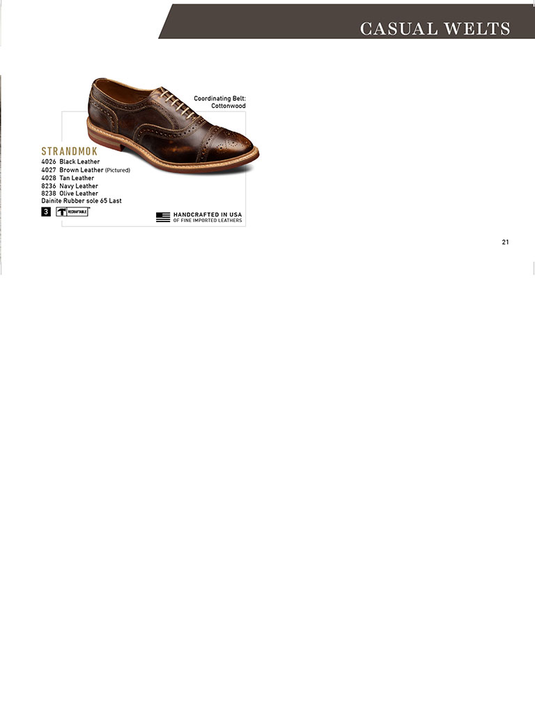 Allen Edmonds Shoes