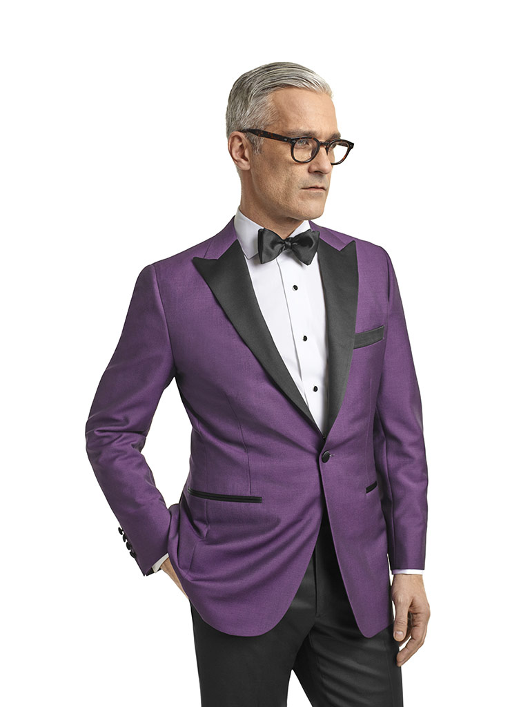 Holland & Sherry Classic Mohair Tuxedo