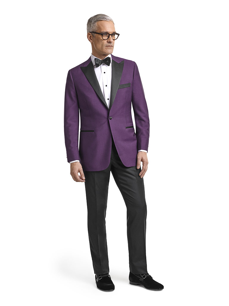 FORMAL GALLERY                                                                                                                                                                                                                                            , Holland & Sherry Classic Mohair Tuxedo