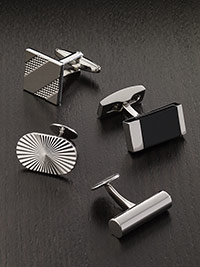 Custom Dress Shirt Cufflinks