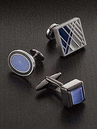 ACCESSORIES                                                                                                                                                                                                                                               , Dress Shirt Cufflinks