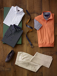 Custom Classic Casual by Fairway & Greene