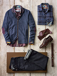 Custom Bold Casual by Robert Graham