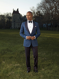 FORMAL GALLERY                                                                                                                                                                                                                                            , Blue Horizon Dinner Jacket