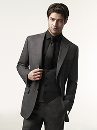 FORMAL GALLERY                                                                                                                                                                                                                                            , Charcoal Tuxedo