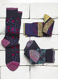 ACCESSORIES                                                                                                                                                                                                                                               , Signature Robert Graham Socks