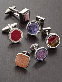 Custom Womens Cufflinks