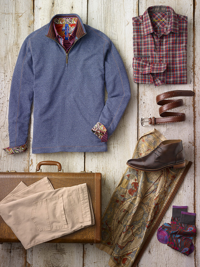 Casual Wear by Robert Graham and Tom James