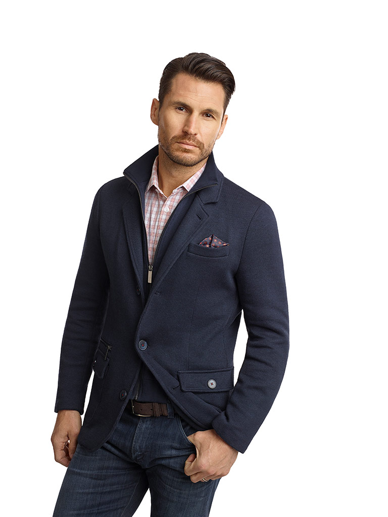 Casual Wear by Tom James, Mizzen & Main and 34 Heritage