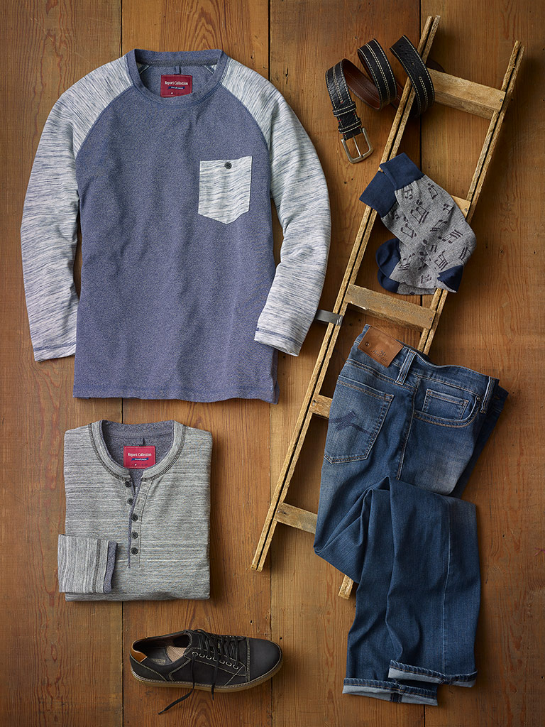 Casual Wear by Report and 34 Heritage