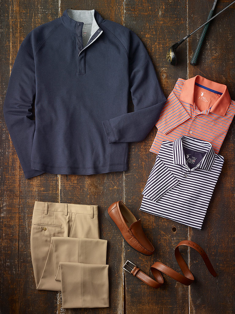 Ready To Wear Lookbook                                                                                                                                                                                                                                    , Casual Wear by Fairway & Greene and Tom James