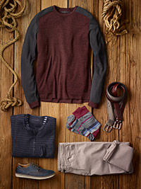 Ready To Wear Lookbook                                                                                                                                                                                                                                    , Casual Wear by John Varvatos and Tom James