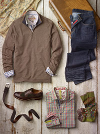 Custom Casual Wear by Robert Graham