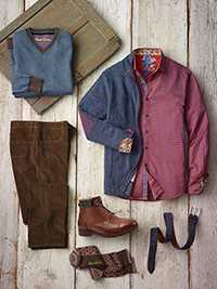 Ready To Wear Lookbook                                                                                                                                                                                                                                    , Casual Wear by Robert Graham and Tom James