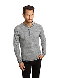 Ready To Wear Lookbook                                                                                                                                                                                                                                    , Long Sleeve Henley by Report