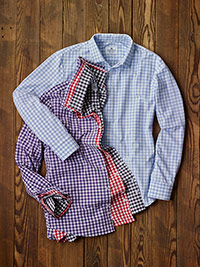 Custom Sport Shirts by Mizzen & Main