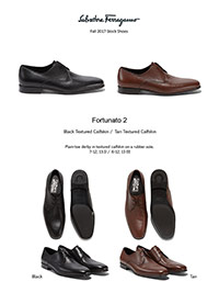Ferragamo Fall 2017                                                                                                                                                                                                                                       , Fortunato 2 by Ferragamo