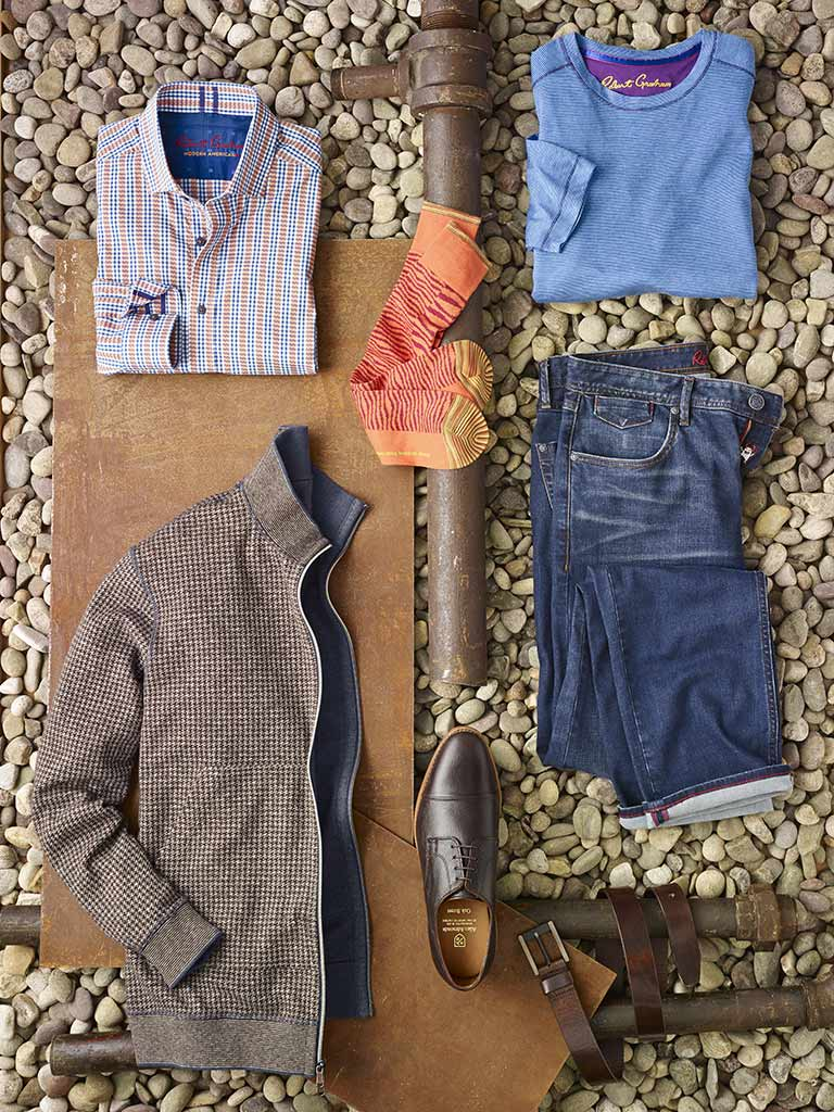 Sportswear Lookbook                                                                                                                                                                                                                                       , Sport Shirt, Knit & Sweater by Robert Graham