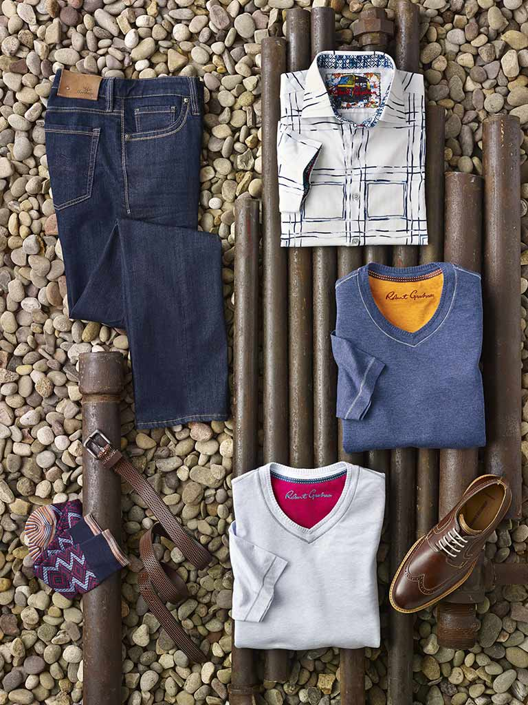 Sportswear Lookbook                                                                                                                                                                                                                                       , Sport Shirt & Knits by Robert Graham