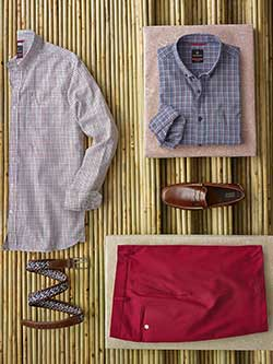 Sportswear Lookbook                                                                                                                                                                                                                                       , Sport Shirts by Victorinox