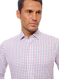 Men's Modern Collection                                                                                                                                                                                                                                   , Tom James Dress Shirt