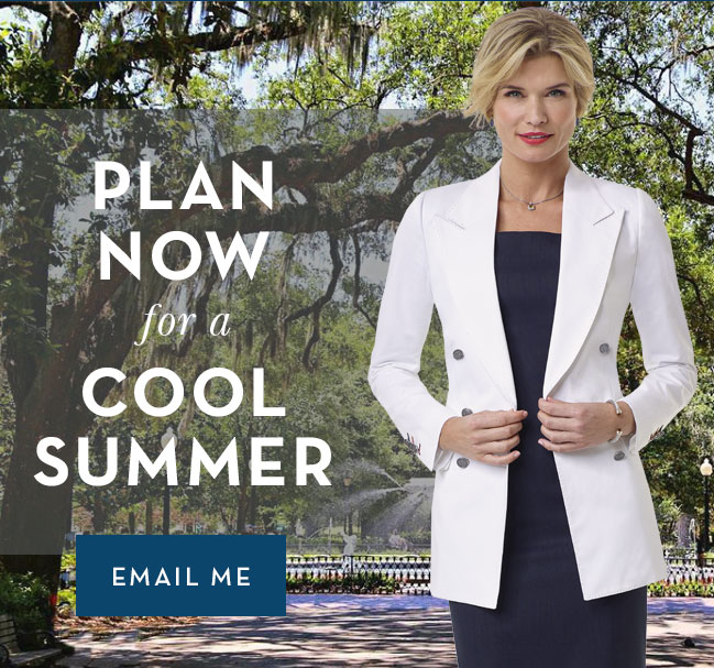 Plan Now for a Cool Summer