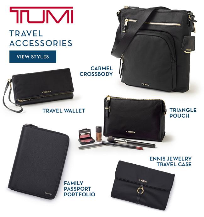 Tumi Travel Accessories
