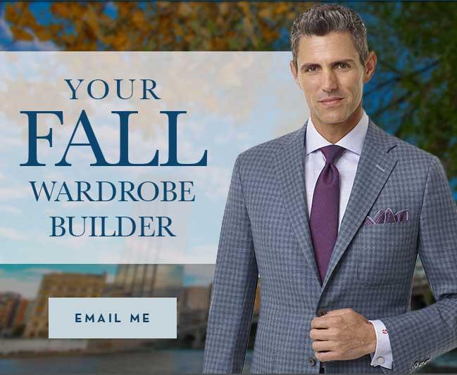 Fall Wardrobe Builder