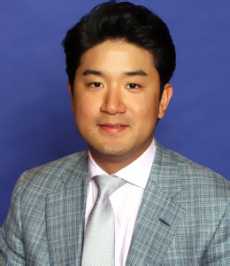 Lawrence Kim of Tom James Company