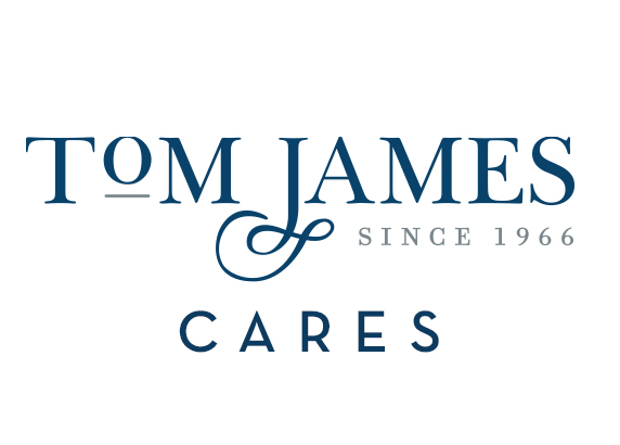 Tom James Cares