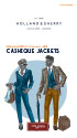 Holland & Sherry Cloth - Cashique Jackets