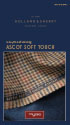 Holland & Sherry Cloth - Ascot Soft Touch Finish SCs