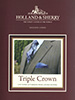 Holland & Sherry Cloth - Triple Crown