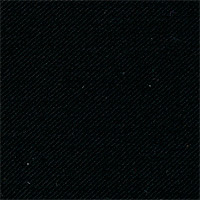 Black 100% 150S Wool English Custom Suit Fabric