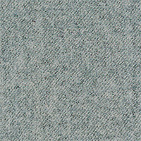 Gray 100% Super 130`S Wool Custom Suit Fabric