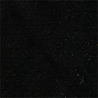 Black 100% Super 150'S Wool Custom Suit Fabric