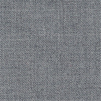 Light Gray 100% Super 150'S Wool Custom Suit Fabric