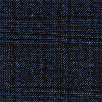 Dark Blue 100% Wool Custom Suit Fabric