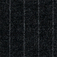 Charcoal 100% Wool Custom Suit Fabric