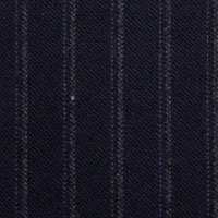 Dark Navy 100% Wool Custom Suit Fabric