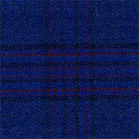 Navy&Burgandy 100% Wool Custom Suit Fabric