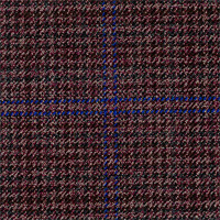 Mahogany 100% Wool Custom Suit Fabric